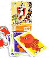 Dětské hrací karty 2 v 1 - Černý Petr + Karetní pexeso - Looney Tunes - 0719