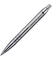 Kuličkové pero Parker - Im Premium - Shiny Chrome Chiselled