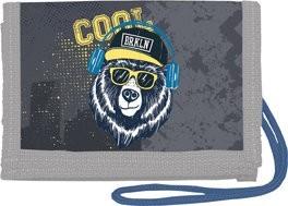 Peněženka na krk Cool Bear - Stil - 1523686