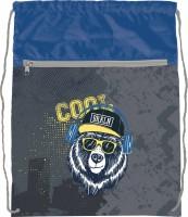 Sáček na cvičky Cool bear - Stil1523699