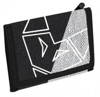 Dětská textilní peněženka - Oxy Sport Fox Grey- Karton P+P - 8-21120