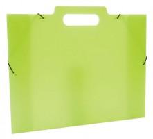 Sloha na výkresy - 3 klopy -A3 - Karton P+P- Opaline Frosty - zelená2-773