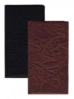Vizitkář čtyřřadý -kůže EKO - černý 6-199