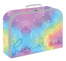 Kufřík lamino Karton P+P - 34 cm - Oxy Style Mini Rainbow 6-01321