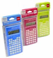 Kalkulačka vědecká dvouřádková Deli