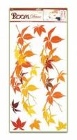 Pokojová dekorace podzimní listí 60 x 32 cm - 533