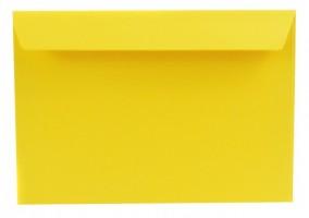 Obálka C5 Kolor - žlutá