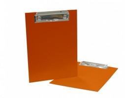 Jednodeska A5 lamino - oranžová