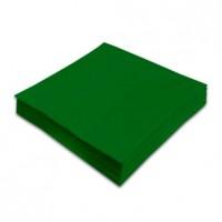 Ubrousky Maki Unicolor L 20 ks, 1116 - tmavě zelená