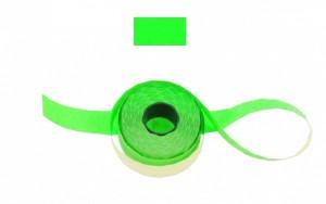 Cenové - značkovací etikety 25 x 16 Contact hranaté zelené