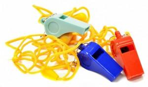 Píšťalka plast - PK038-2