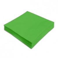 Ubrousky Maki Unicolor C 0400 - tmavě zelená