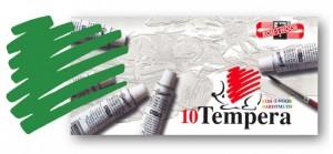 Temperová barva KOH-I-NOOR chromoxid tupý 16 ml