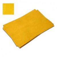 Karton vizitkový 220 g - sytě žlutý  č.39