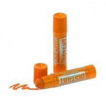 Tuhá temperová barva Playcolor - oranžová