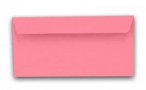 Obálka DL - Kolor - 160 g - růžová