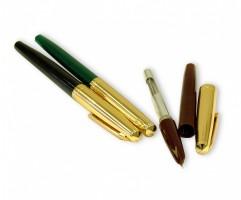 Plnicí pero Čína Gold 330