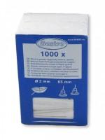 Dřevěná  párátka hygienicky balená 1000 ks