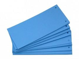 Rozdružovač 10,5 x 24 cm - 100 ks - modrý