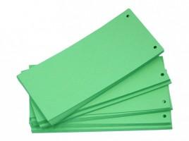 Rozdružovač 10,5 x 24 cm - 100 ks - zelený
