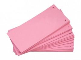 Rozdružovač 10,5 x 24 cm - 100 ks - růžový