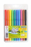 Souprava barevných popisovačů - fixy - 10 ks - 7790/10