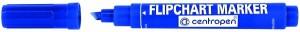 Značkovač na Flipchart modrý - 8560/1