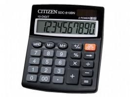 Kalkulačka Citizen SDC 810BN