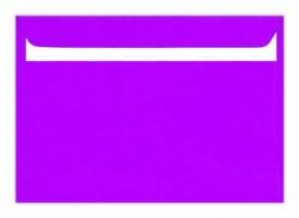 Obálka C5 Kolor - fialová - 160 g, 20 ks